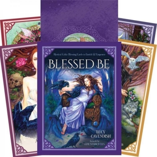 Blessed Be blessing cards (eng)