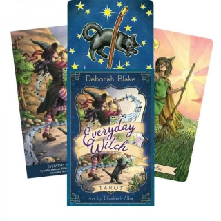 Everyday Witch Tarot (eng)
